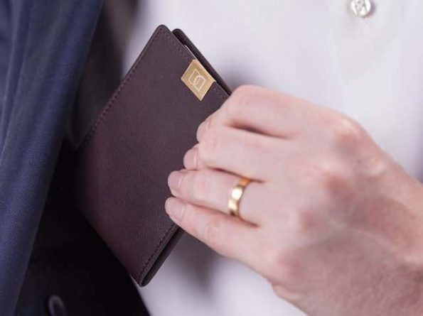 DUN Wallet Gold Edition