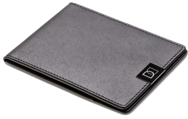 World's Thinnest Leather Wallet