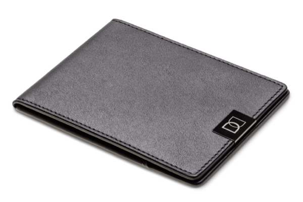 DUN Wallet Black Edition - thin RFID wallet