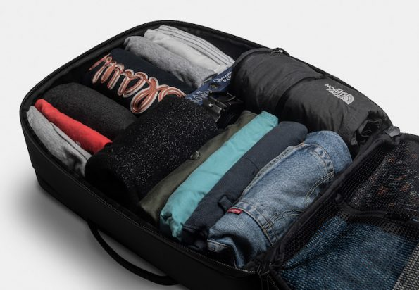 DUN TravelPack - large main compartment